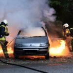 Niezbędny ekwipunek kierowcy w razie pożaru
